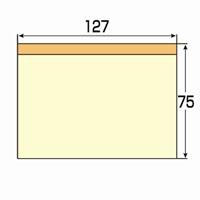 ふせんBOX 75×50mm桃*2箱 P403J-P20_選択画像03