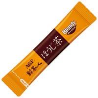 新茶人ほうじ茶スティック 100P/1箱