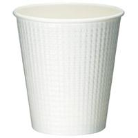 エンボスカップホワイト 210mL 50個×30P