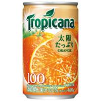 トロピカーナオレンジ 160g/30本