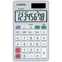 手帳サイズ電卓 SL-300A-N