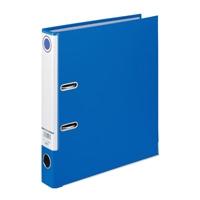 レバー式アーチファイル SGLAF5 A4S 50mm青