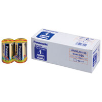 b_エボルタ乾電池 単1 LR20EJN10S 10個