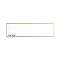 粘着剤付カードホルダー LA-100ST 100枚