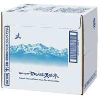 サントリー サーバー専用天然水 10L 1箱