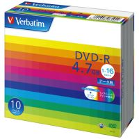 DVD-R <4.7GB> DHR47JP10V1 10枚