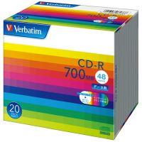 CD-R <700MB> SR80SP20V1 20枚