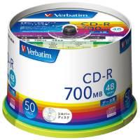 CD-R <700MB> SR80FC50V1 50枚