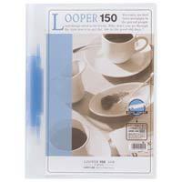 ルーパー150ファイル F-3016-8 A4S 青