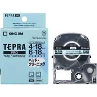 テプラPRO クリーニングテープ SR18C