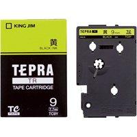 テプラTRテープ TC9Y 黄に黒文字 9mm_選択画像01