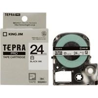 PROテープカートリッジ<白ラベル>長さ:8m テープ幅:24mm