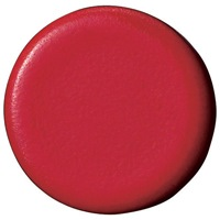 強力カラーマグネット 塗装18mm 赤 B272J-R