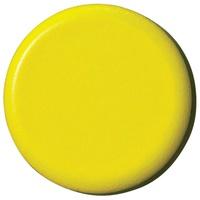 強力カラーマグネット 塗装18mm 黄 B272J-Y