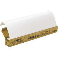方眼模造紙プルタイプ 20枚 XP20W 白