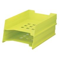 マルチレタートレー A-7300-6 黄緑