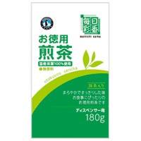 ※給茶機パウダー 毎日彩香煎茶10袋 お徳用