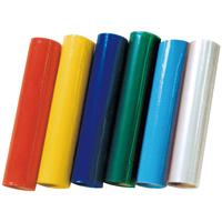 ◎カラーポリロール 緑 650mmX30m 43-894