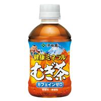 ※◆健康ミネラルむぎ茶P280ml24本2箱