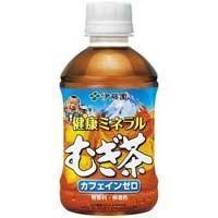 ◆健康ミネラルむぎ茶PET280ml24本