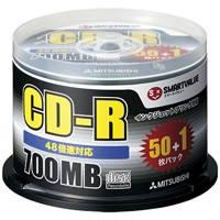データ用CD-R51枚 A901J