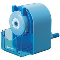 手動鉛筆削り ブルー B325J-BL