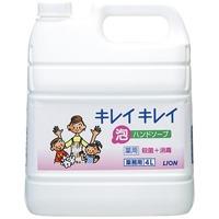 キレイキレイ薬用泡ハンドソープ 4L