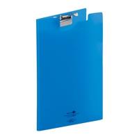 クリップファイル F5035-8 青