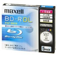 ブルーレイディスクBL-RDL5枚BR50PWPC.5S
