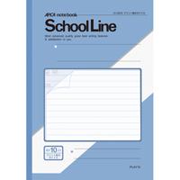 スクールラインPノート PLAY10 A4