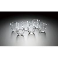 冷茶グラス<生活の器>6個セットB-03161-6
