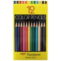 色鉛筆紙箱CQ-NA12CJT 12色
