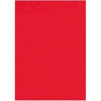 カラー工作用紙 20枚入 赤