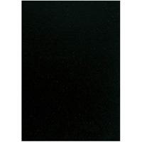カラー工作用紙 20枚入 黒