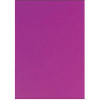 カラー工作用紙 20枚入 紫