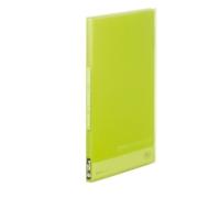 シンプリーズクリアファイル 186TSP黄緑