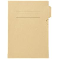 紙製ホルダーA4 10枚入*10パック D006J-10