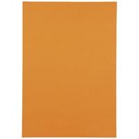 ◎色画用紙 4ツ切10枚 オレンジ P144J-4