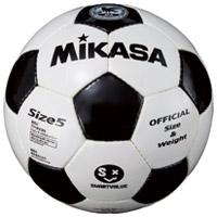 サッカーボール合皮 5号 B605J-WB