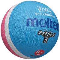 ◎ドッジボール1号ピンク*サックスB611J-PS