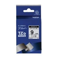 文字テープ TZe-221白に黒文字 9mm