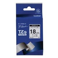 文字テープ TZe-241白に黒文字 18mm