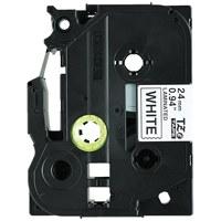 文字テープ TZe-251白に黒文字 24mm