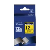 文字テープ TZe-631黄に黒文字 12mm