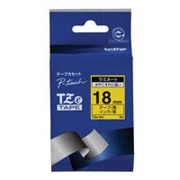 文字テープ TZe-641黄に黒文字 18mm