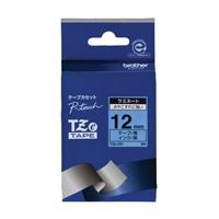 文字テープ TZe-531青に黒文字 12mm