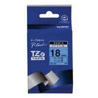 文字テープ TZe-541青に黒文字 18mm