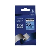 文字テープ TZe-561青に黒文字 36mm