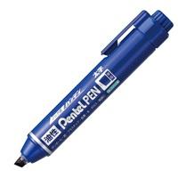 ハンディぺんてるペン平芯太字 青 NXN60-C