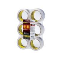 透明梱包用テープ 313 6PN 6巻入